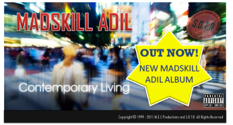 MadSkill Adil - Contemporary Living